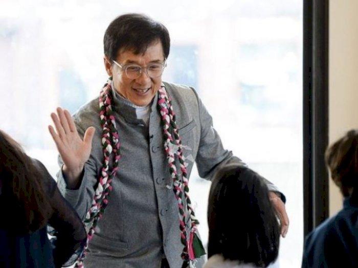 Jackie Chan Peringkat Ke 3 Pria Paling Dikagumi di Dunia Tahun 2019