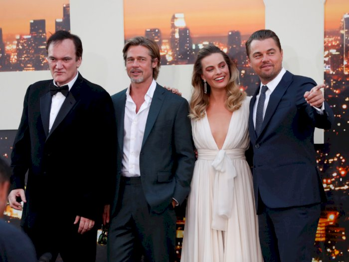 Tengok Kemeriahan Premiere 'Once Upon A Time In Hollywood'