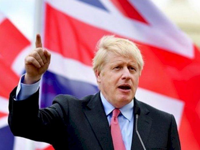 Tendang Pro May, Boris Johnson Pilih Menteri Pendukung Brexit