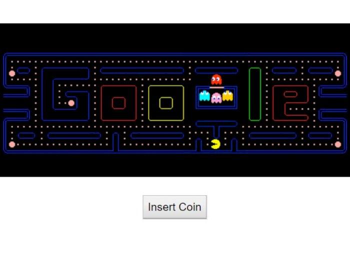 5 Game Seru Google Doodle