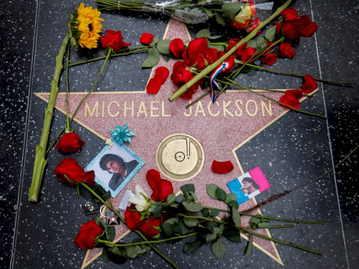 Nama Michael Jackson Bakalan Dihapus dari Daftar  Penerima MTV Award