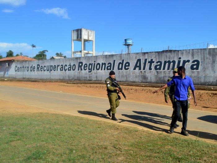 Over Kapasitas, Tahanan Di Brasil Saling Bunuh