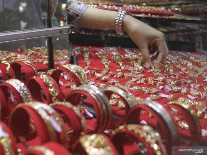 Ini 5 Cara Merawat Perhiasan Emas Supaya Awet Dan Tahan Lama Indozone Id