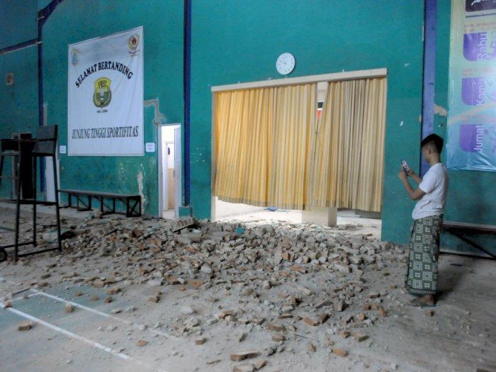 Akibat Gempa Banten, 20 Rumah Rusak