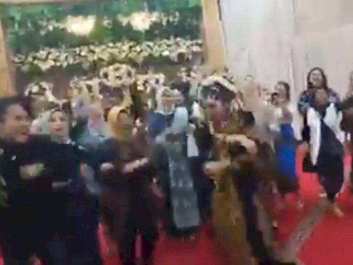 Gini Jadinya Kalau Fans JKT48 Gelar Resepsi Pernikahan