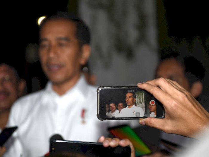 Jokowi: Pelajari Pemindahan Ibu Kota dari Negara Lain