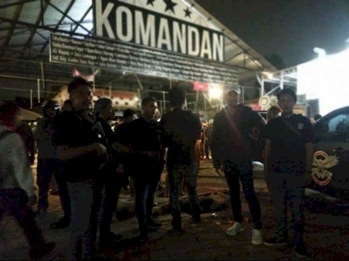 Jogetan Suporter PSM Menjadi Pemicu Kericuhan di Kafe Komandan