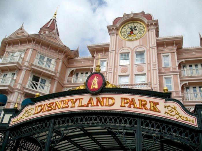 Wahana Bioskop Lama Diubah Jadi Toko Suvenir,  Disneyland Dikecam