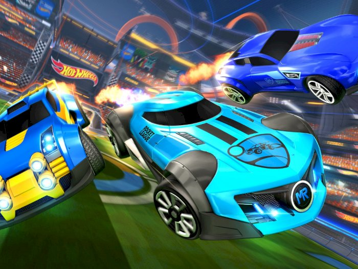 Psyonix Akan Segera Hapus Sistem Loot Box di Game Rocket League