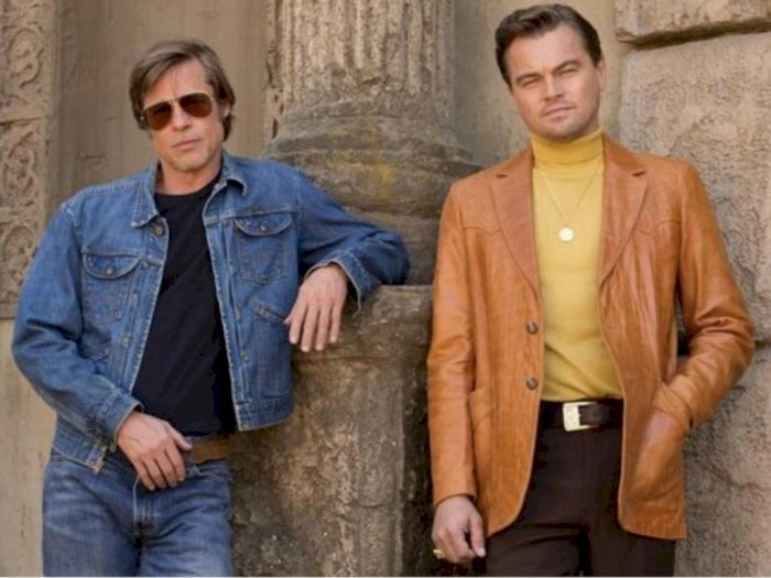 Versi Panjang 'Once Upon A Time In Hollywood' Bakal Tayang di Netflix