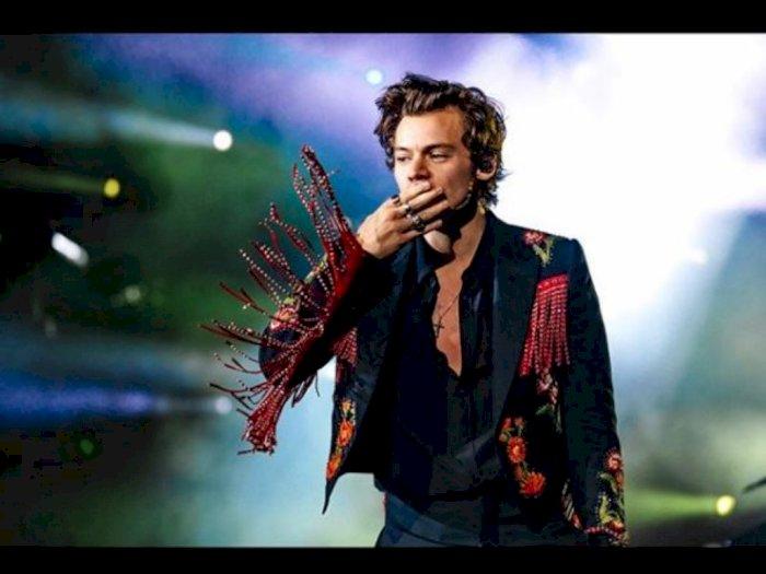 Harry Styles Menolak Peran Pangeran Eric di The Little Mermaid