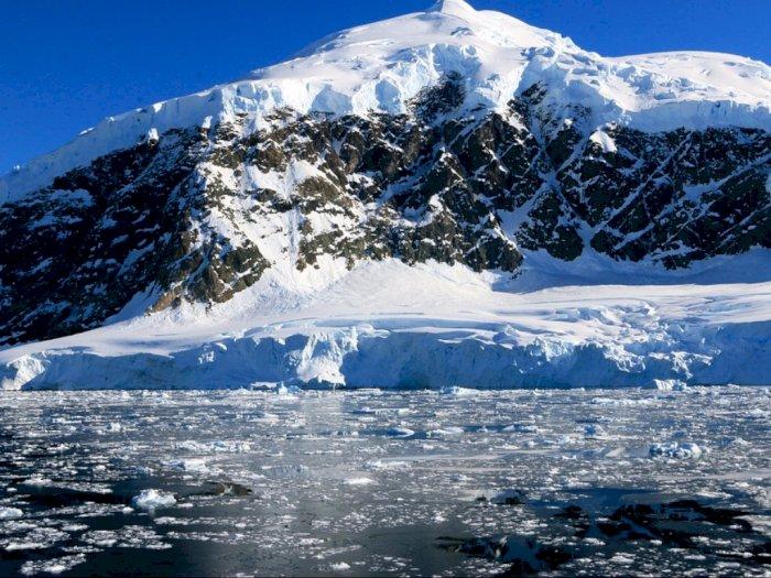 Mengenal Antartika, Gurun Paling Dingin Sedunia
