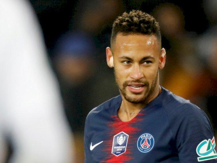 Pelatih Barcelona Tak Begitu Tertarik Membahas Neymar