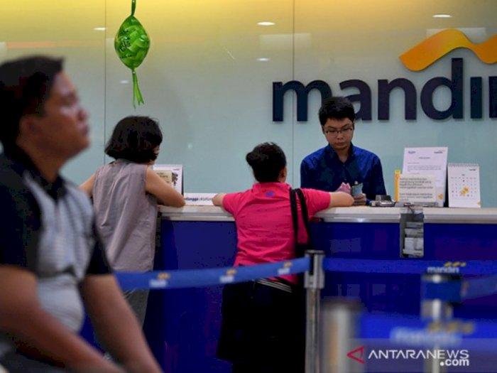 Bank Mandiri Bantah Isu Serangan Siber dan Akan Bangkrut