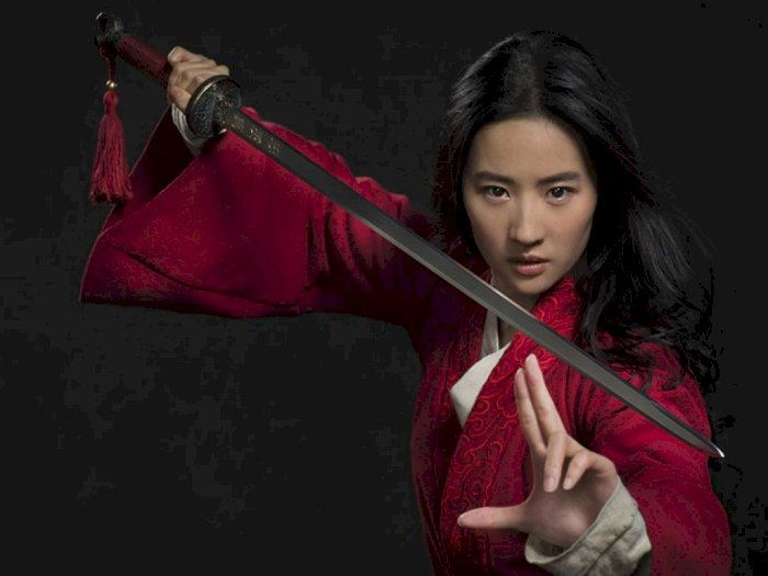 Demonstran Hong Kong Boikot Film 'Mulan'