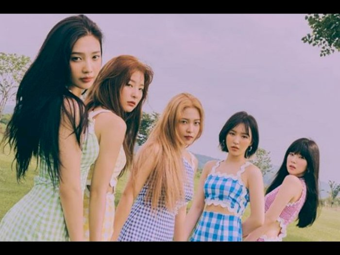 Red Velvet Merilis Single Musim Panas 'Umpah Umpah'