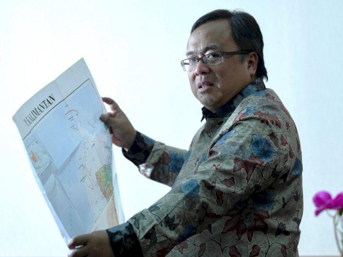 Alasan Pemerintah Rahasiakan Lokasi Ibu Kota Baru di Kalimantan