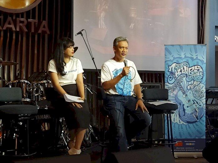 Paul Gilbert dan The Calling Ramaikan JBIF 2019