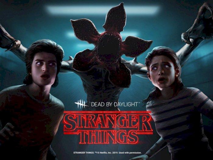 Serial Netflix 'Stranger Things' Segera Hadir di Game Dead by Daylight