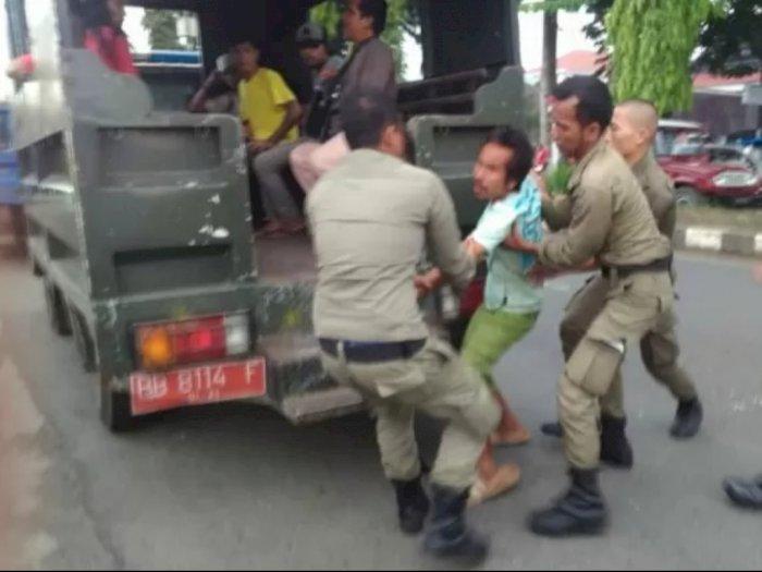 Populasi Gelandangan dan Pengemis di Indonesia Yaitu Sekitar 77.500