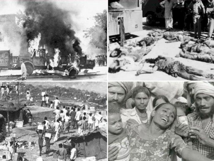 Kerusuhan Anti-Sikh  Menghantui India Tahun 1984