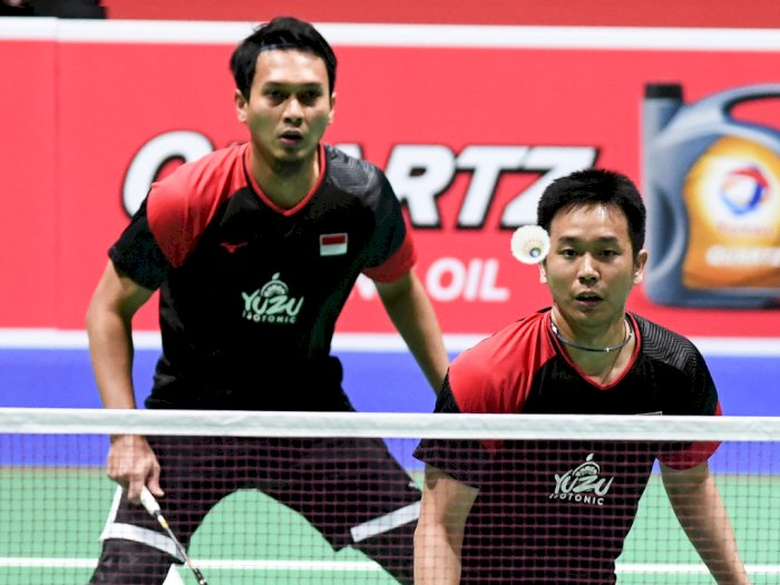 Selamat! The Daddies Melaju ke Final Kejuaraan BWF di Swiss
