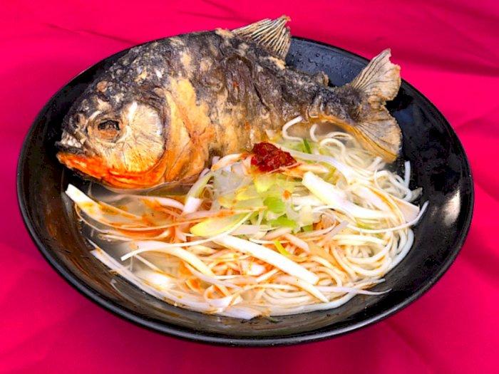Jepang Bakal Hadirkan Ramen Piranha