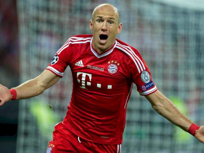 Arjen Robben Bakal Main Lagi?