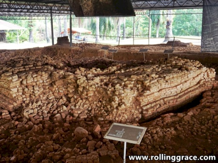 Sungai Batu, Situs Bersejarah yang Belum Diakui UNESCO