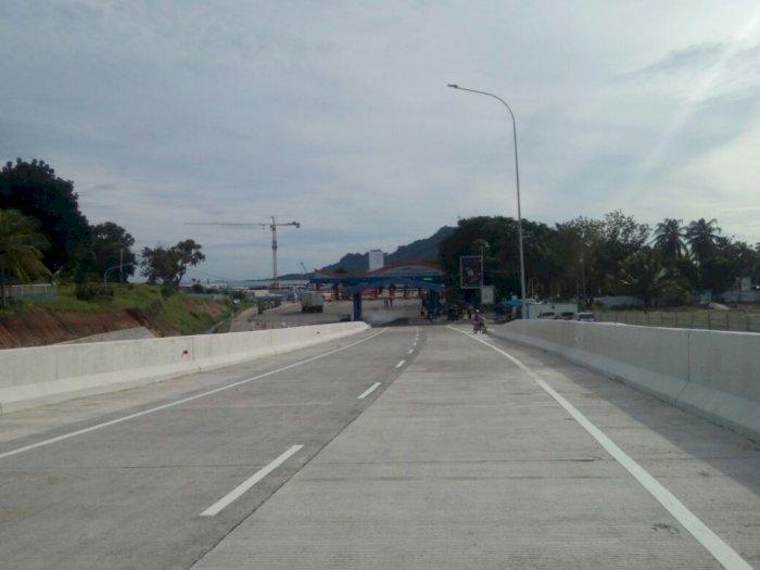 Tol Rampung, Perjalanan Bakauheni-Palembang Cuma 6 Jam