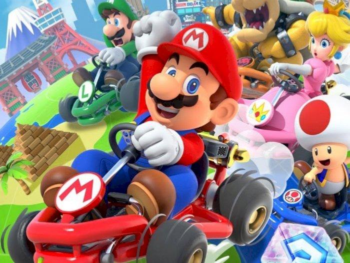 Resmi! Game Mario Kart Tour Akan Sambangi iOS & Android 25 September
