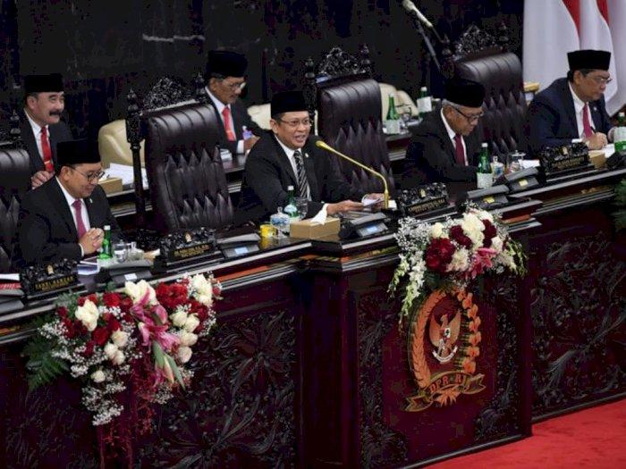 Selama 2018-2019 DPR RI Telah Setujui 15 Rancangan Undang-Undang