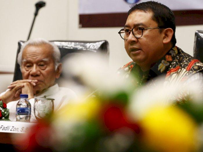 Fadli Zon: Pemindahan Ibu Kota Bisa Batal Jika Anggota DPR Tak Setuju