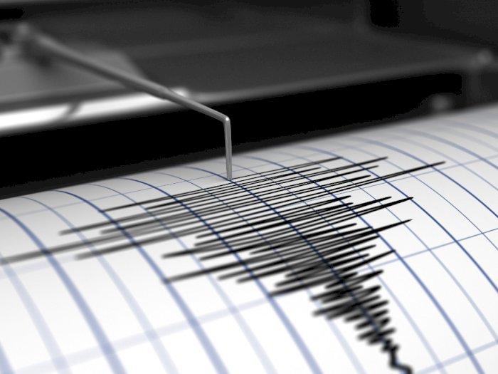 Gempa Magnitudo 4,8 Guncang Sulawesi Utara