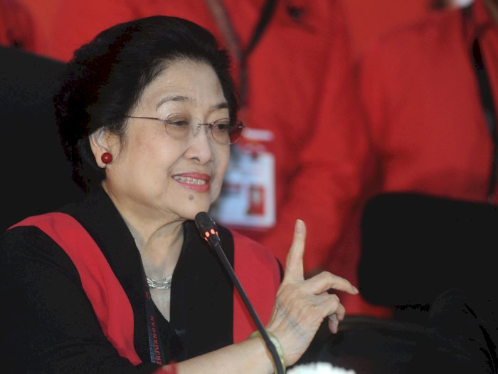 Tawa Megawati Saat Ditanya Alasan Ibu Kota Pindah