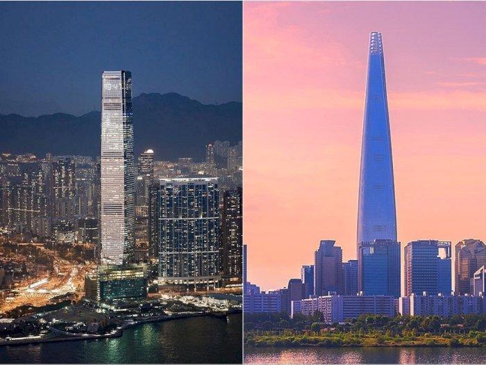 Gedung Tertinggi Di Dunia Serta Biaya Pembangunannya