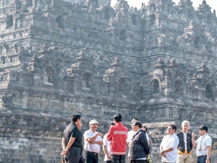 Biar Lestari, Pengunjung ke Candi Borobudur Bakal Dibatasi