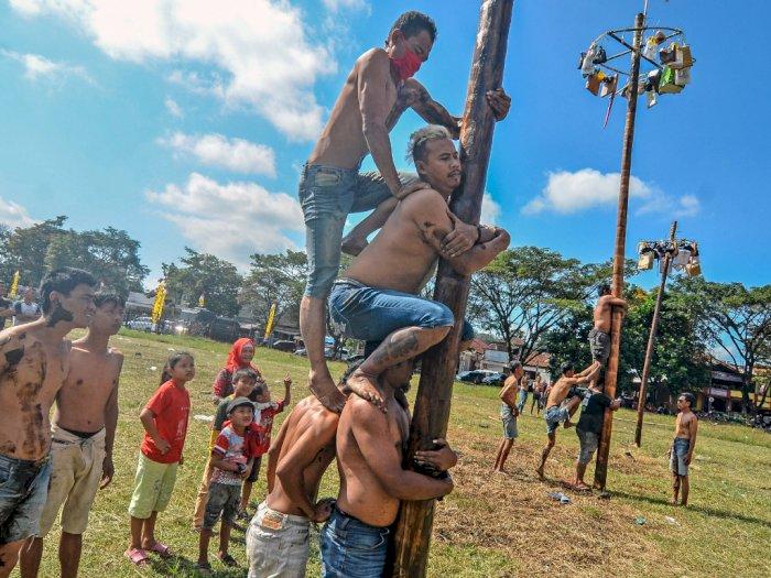 Panjat Pinang, Lomba 17 Agustus yang Tak Lagi Jadi Favorit Utama