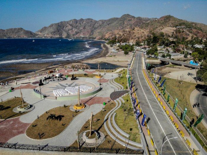 B.J Habibie Jadi Nama Jembatan di Timor Leste