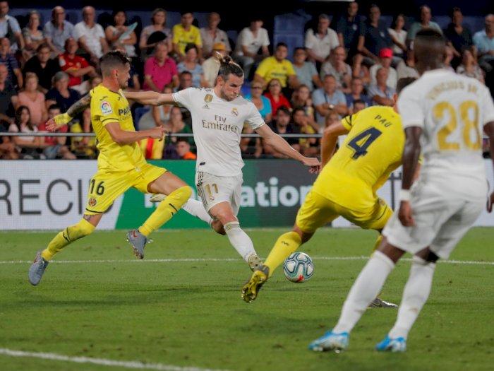 FOTO: Dua Gol Bale Selamatkan Wajah Madrid Dari Kekalahan