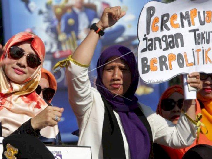 Wujudkan Keterwakilan Perempuan Di Parlemen Harus Lewati Tahap Panjang