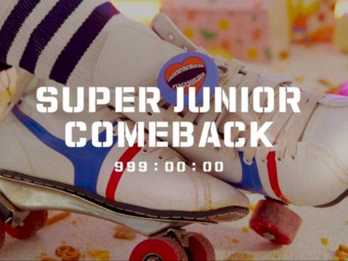Super Junior Akan Comeback Oktober