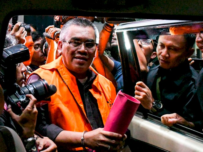 Hasil OTT, KPK Tetapkan Bupati Muara Enim Sebagai Tersangka