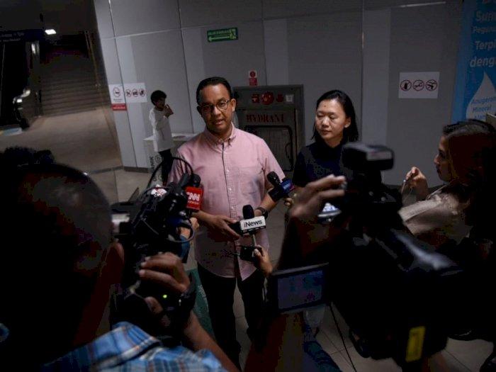 Soal Trotoar, Anies Akan Bagi Untuk Pejalan Kaki & PKL