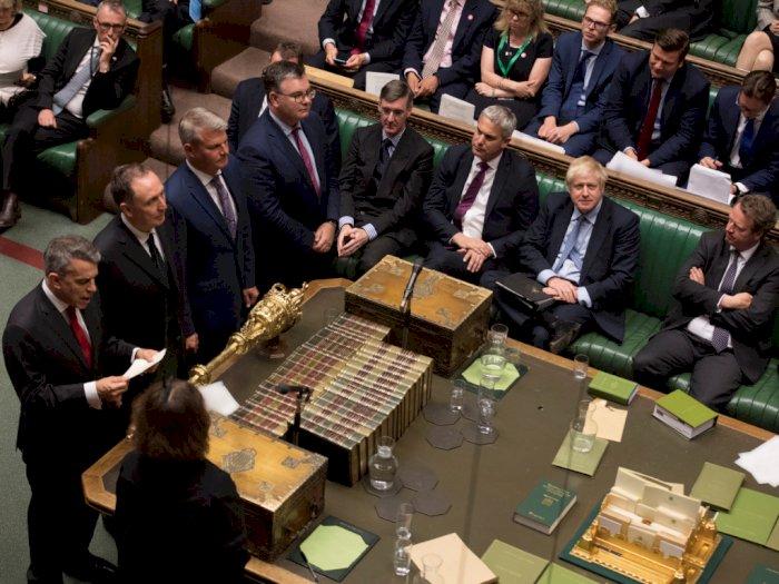Kalah Voting, PM Inggris Gagal Percepat Brexit