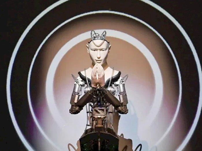 Keren! Kuil di Jepang Ini Gunakan Robot AI Sebagai Pengganti Pendeta
