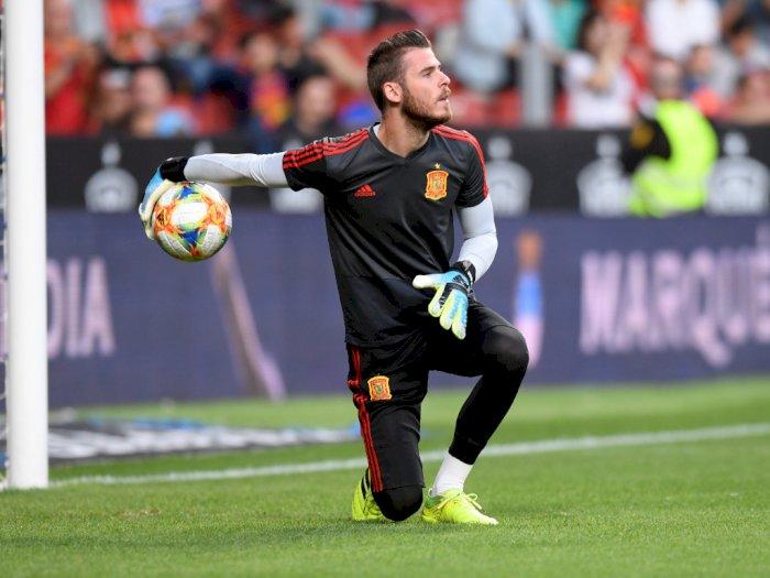 Kemungkinan De Gea Akan Pindah Ke Juventus