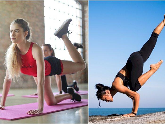 Ketahui, Ini 3 Perbedaan Olahraga Yoga dan Pilates