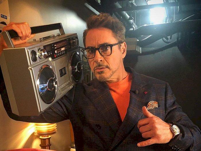 Akun Instagram Pemeran Iron Man, Robert Downey Jr Telah Diretas Hacker