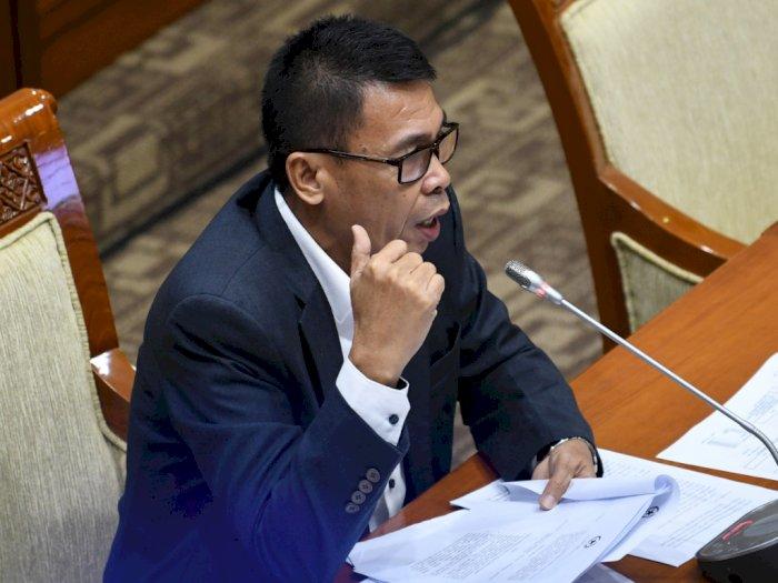 Capim Nawawi Pomolango Kirim Badai Kritik ke KPK